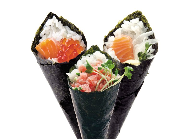 Sushi Week Part 3: How to Make Temaki (Hand Rolls)   Serious Eats