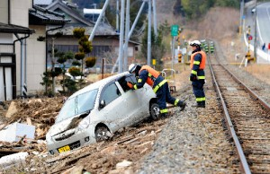 rescue operation iwate