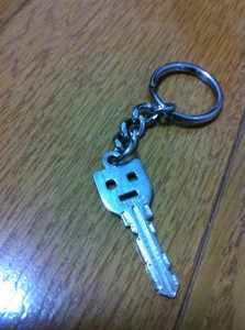 "original key chain (album ""The Key"")"