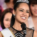 Japan´s Miss Universe winner isn´t Japanese enough?