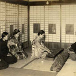 Is Seiza really the traditional way to sit for Japanese people?