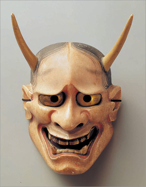 A little history of Hannya Mask - Why it´s so scary ...