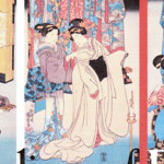 Samurai´s marriage in Edo period