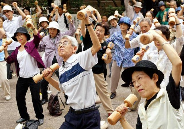 japans aging society essay Family relationships in an aging society 1 martie gillen,  it also looks at the roles of the family and intergenerational relationships supporting our aging society.