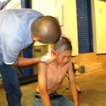 The meaning of shaving head in Japan